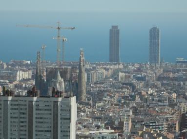 Barcelona Beach Views