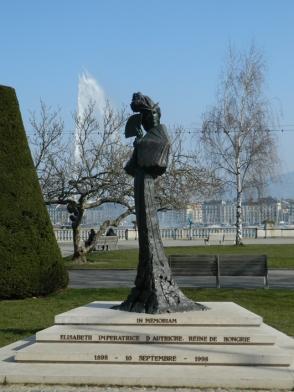 Queen Sissi Memorial