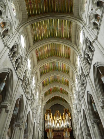 Madrid Almudena Cathedral