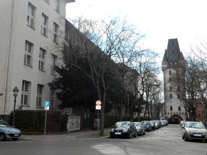 Around the FH Mainz