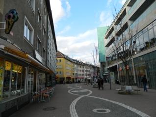 Shopping in Mainz