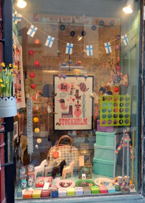 Stockholm Boutiques