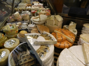 Swedish Cheeses