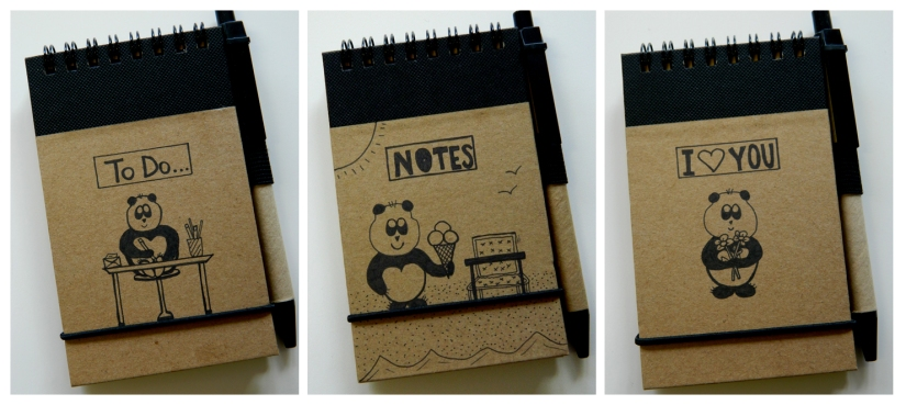 New Notepads