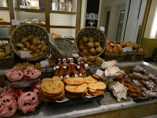 Harrods Bakery