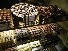 Harrods Chocolate