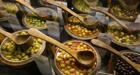 Harrods Olives
