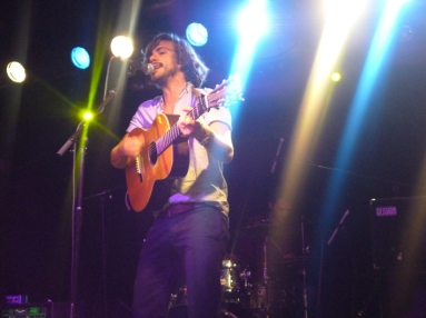 Jack Savoretti Singing