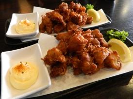 Shizuku Popcorn Chicken