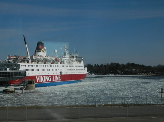 Ship to Finland