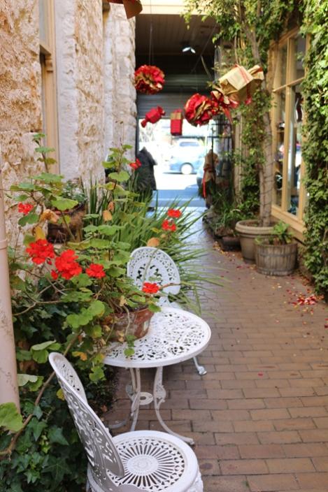 Laneway in Sorrento