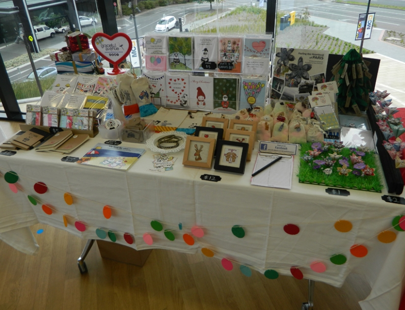Our Stall Display