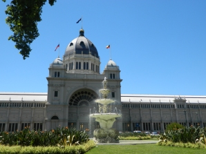 Royal Exhibition Building Carlton