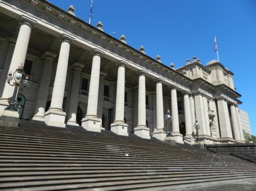 Vic Parliament House