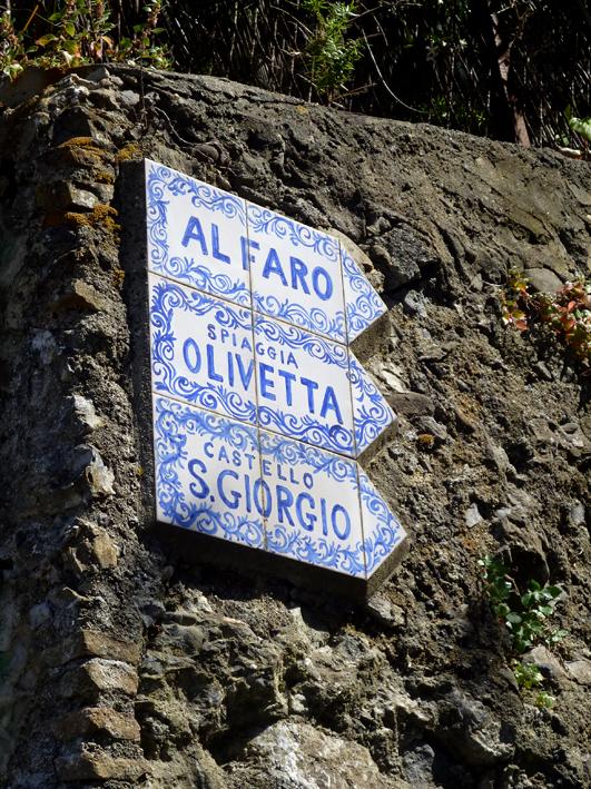 Portofino Signs