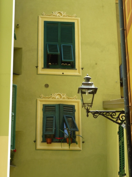 S. Margherita Windows