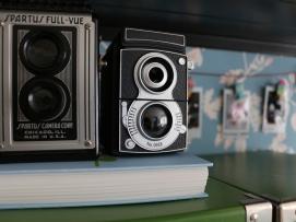 Studio Detail: Vintage Cameras
