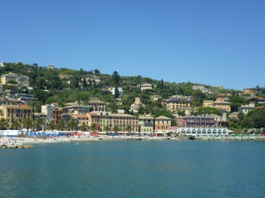 View of S. Margherita