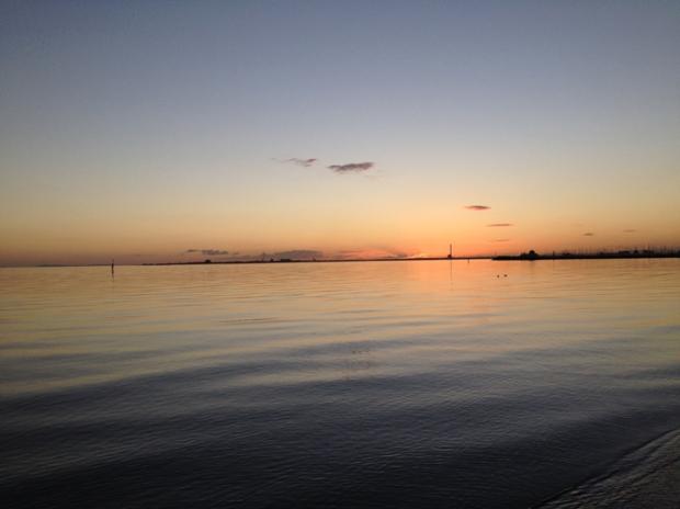 Calmest Sunset