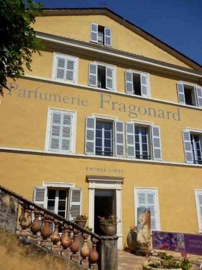 Grasse Fragonard parfumerie