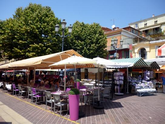 Nice centre