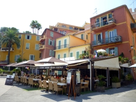 Villefranche buildings