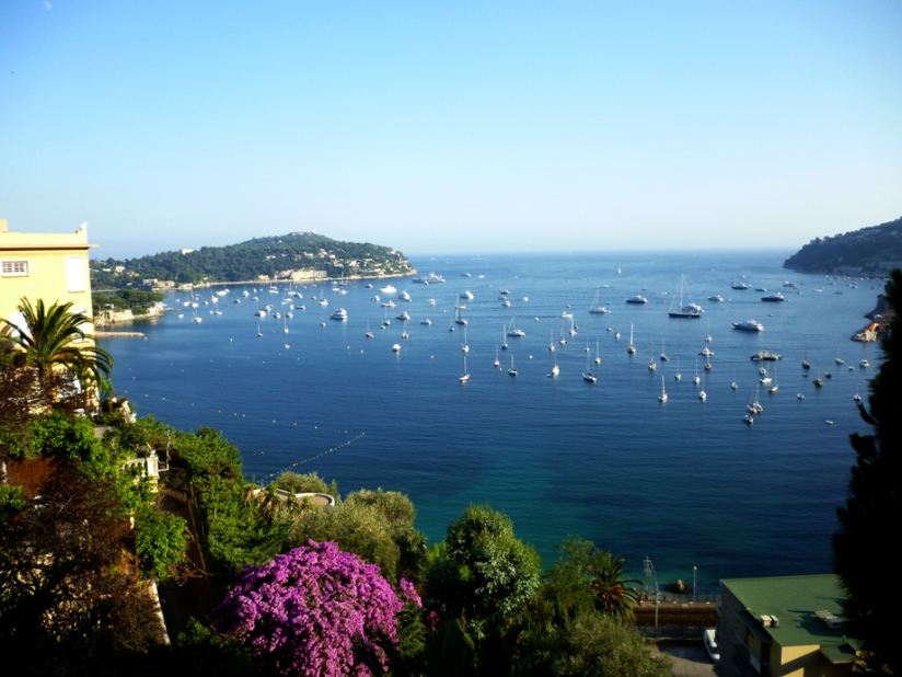 Villefranche at first sight