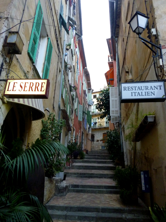 Villefranche Our Street