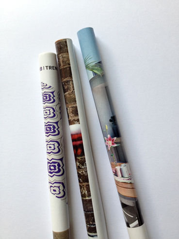 Rolled Pages