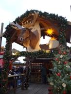 Hyde Park Reindeer