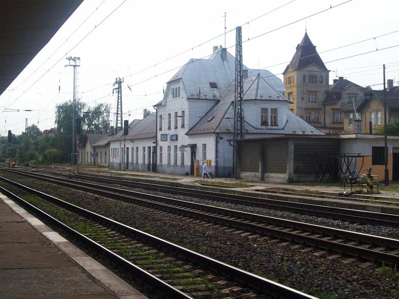 Uvaly Station