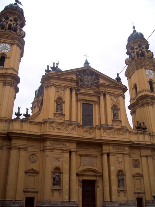 Theatinerkirche
