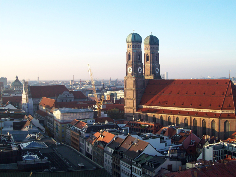 View of Frauenkirche