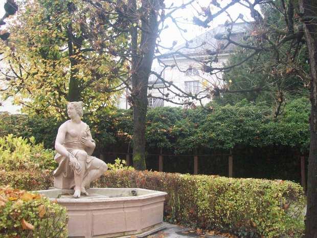 Mirabell Gardens Beauty