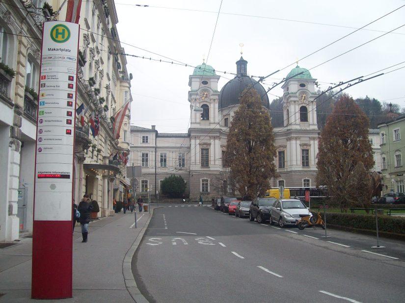 Salzburg Streets