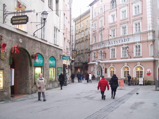Shopping in Salzburg