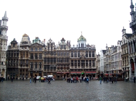 Main Square Brussels
