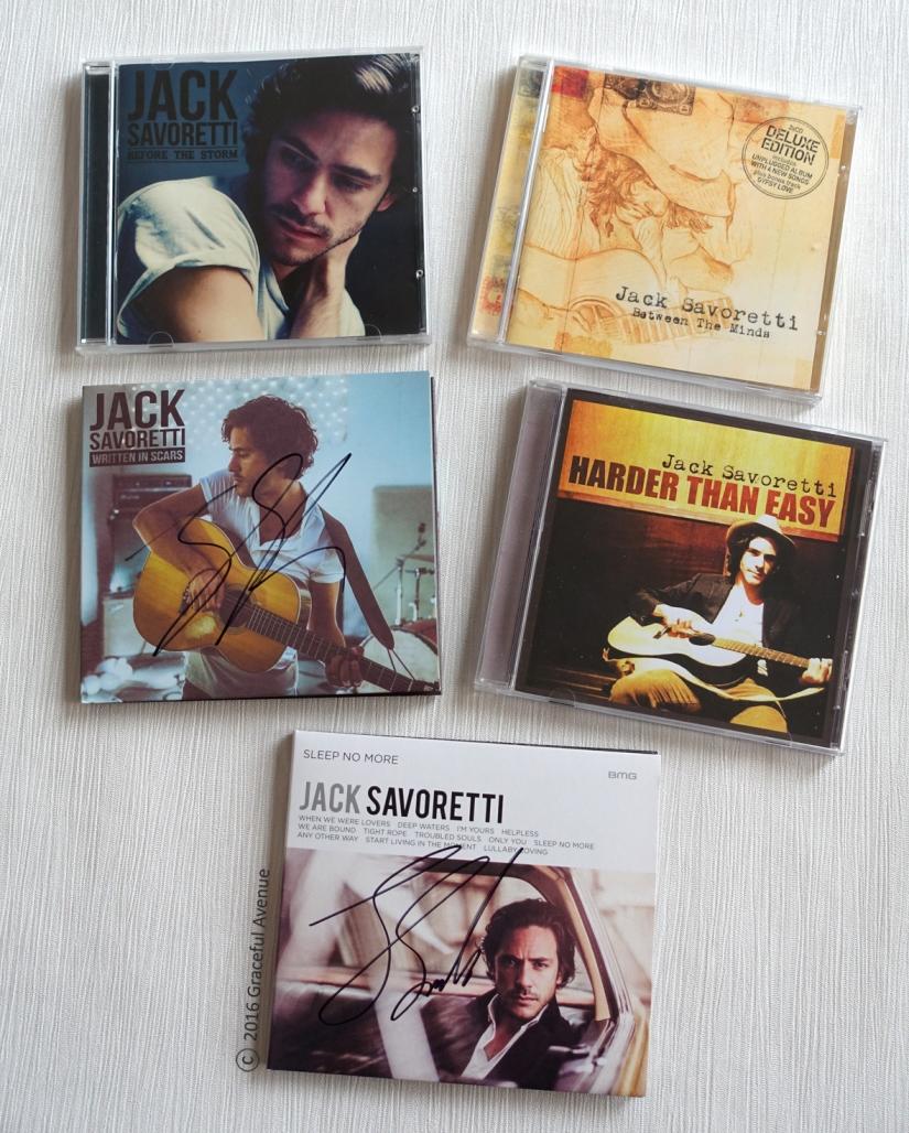 jacksavoretti5albums