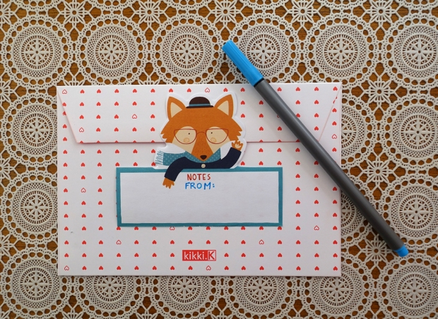 Envelope Decoration