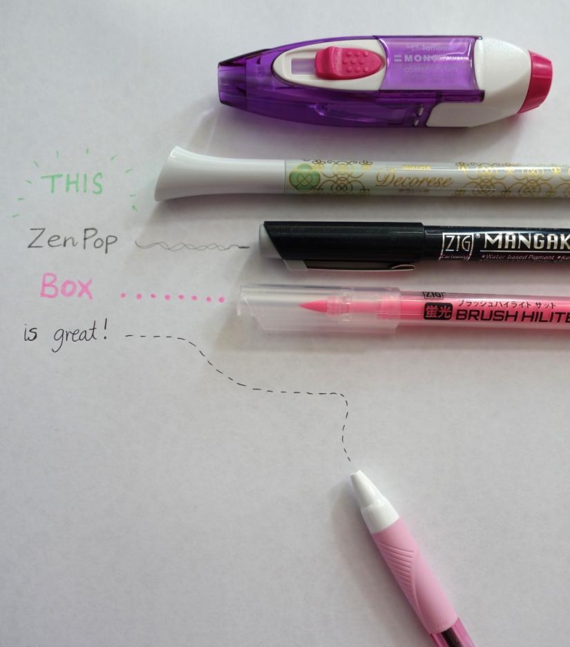 Pen Examples